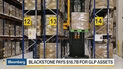 Blackstone's Big Bet on E-commerce