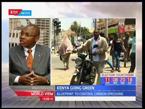 Kenya launches cross agency green initiative to control carbon kenya launches cross agency green initiative to control carbon emissions malvernweather Gallery