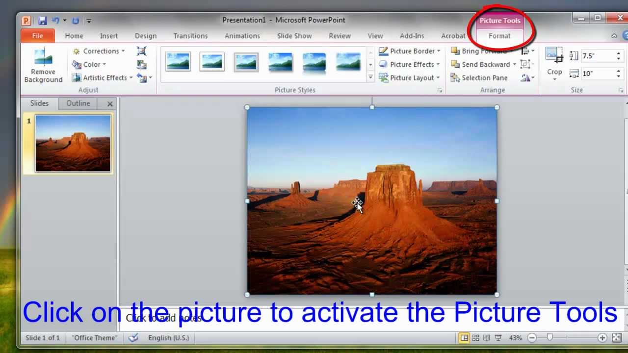 Powerpoint 2010 tips how to compress photo size and increase image powerpoint 2010 tips how to compress photo size and increase image resolution in powerpoint 2010 youtube toneelgroepblik Images