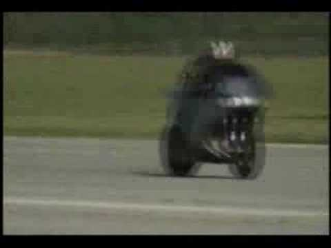 World's Fastest Production Motorcycle!!! MTT/VOODOO RACING/Y2K