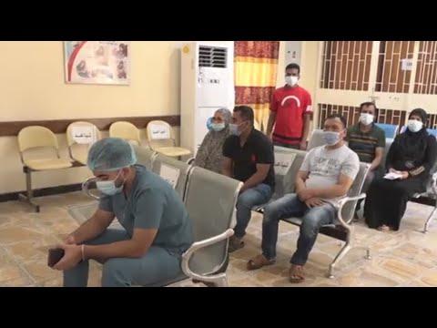 ريبورتاج - العراق: اللقاح ضد فيروس كورونا متاح لمن يرغب في تلقي الجرعات  - 18:59-2021 / 4 / 12