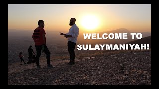 IRAQI KURDISTAN: LOOK WHO I FOUND IN SULAYMANIYAH... | RS101 Daily Vlog