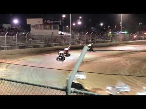 Delta Speedway 8/31/19 Jr Sprint Main- Cash