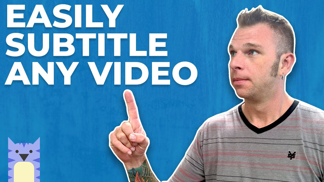 Download Easily Add Subtitles To Any Video In Minutes