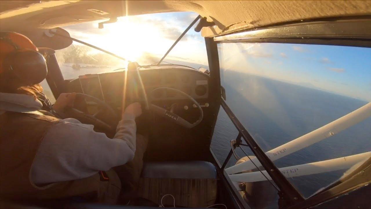 Seldovia Golden Hour Flight