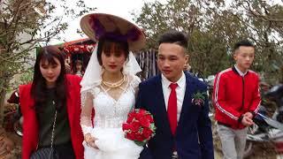 Đám Cưới Dân Tộc Tày Lạng Sơn  Dương Tùng & Hoàng Thoa (04 -02 -2018)