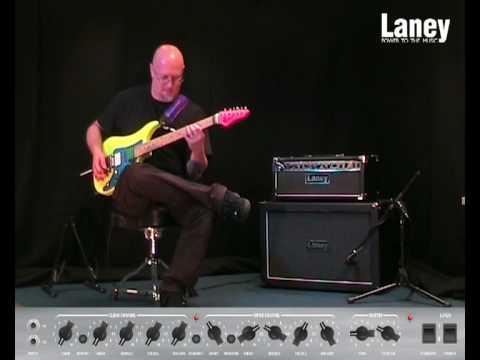 Laney LH50 Valve Head Demo