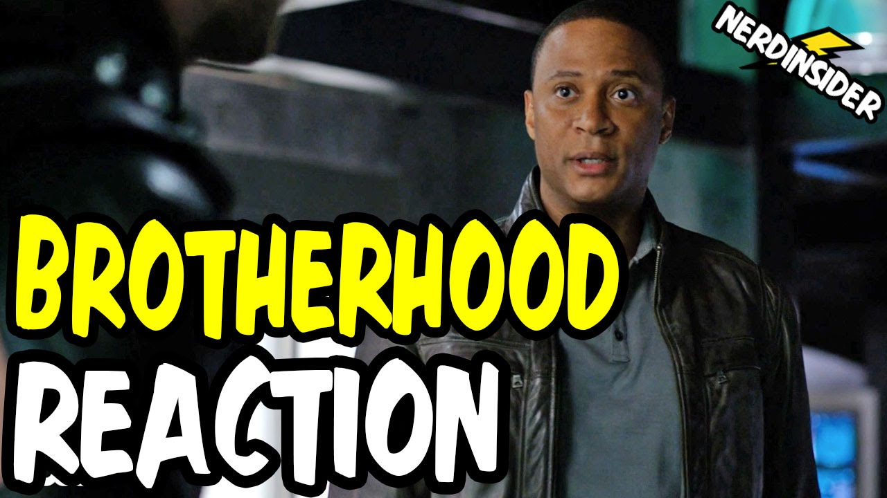 Download Nerds REACT to ARROW Season 4 Episode 7 BROTHERHOOD