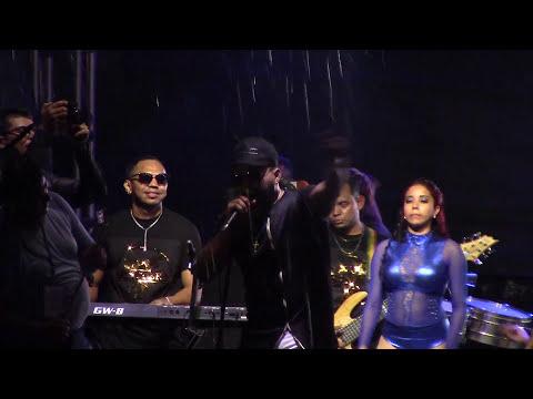El Show del Serrucho - Grupo Impacto Latino en Tegucigalpa 2017