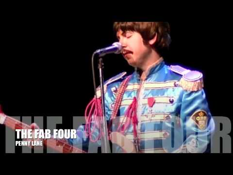 THE FAB FOUR -- PENNY LANE