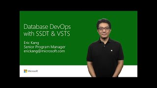 Database DevOps with SQL Server Data Tools and Team Services | T176