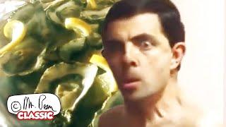 ကမာအိပ်မက်ဆိုး!   Mr Bean ကိုရယ်စရာကောင်းသောကလစ်များ ဂန္ထဝင် Mr Bean