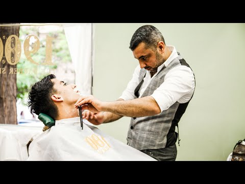 The Egyptian Barber Shave and Threading (Kolonaki, Athens)