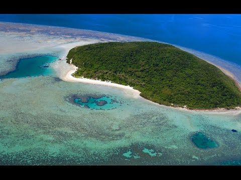 Great Barrier Reef Island Paradise