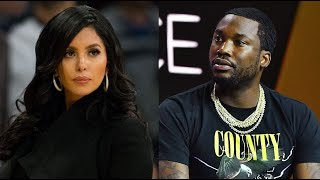 "Meek Mill Responds To Vanessa Bryant Being Upset About His Kobe Bryant Lyrics... ""F**k Ya Feelings!"""