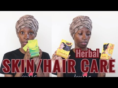 Herbal Skin/Hair Care Purchases