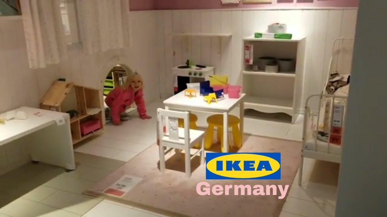 Ikea Kaiserslautern Germany Playing House Shopping Youtube