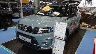 2019 Suzuki Vitara 1.4 Boosterjet Allgrip Comfort+ - Ext. + Int. - Caravan Show CMT Stuttgart 2019