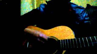 Tết là gia đình  cover guitar (Đinh Mạnh Ninh) - phiên bản tịt mũi.:((