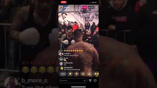 Jin Gates vs Noi Boxing Match Rumble In The Bronx