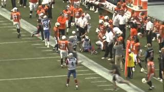 Adam Bighill 2013 BC Lions Highlight