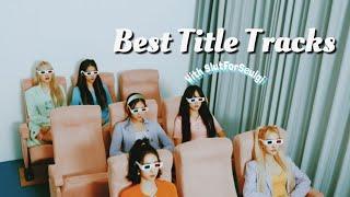 Download Best Title Tracks From K-Pop Artists: Me Vs SlutForSeulgi