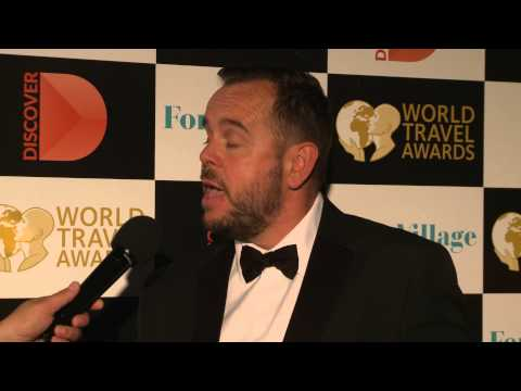 Colin Fawcus, Head of Travel Retail, DFDS Seaway