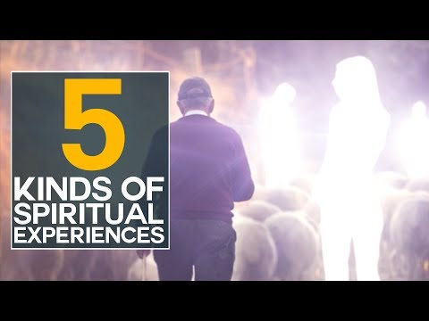 5 Kinds of Spiritual Experiences - Swedenborg and Life