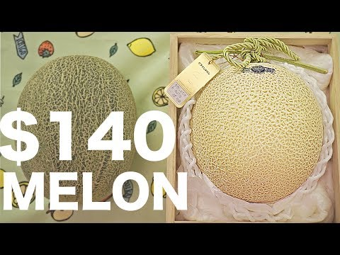 What Does a $140 Melon Taste Like?