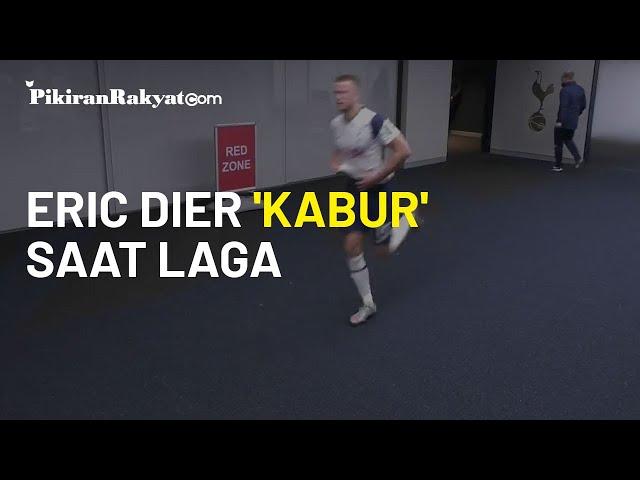Jose Mourinho Kejar Eric Dier yang 'Kabur' ke Toilet di Laga Tottenham vs Chelsea