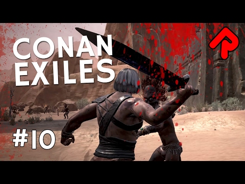 how to play conan exiles