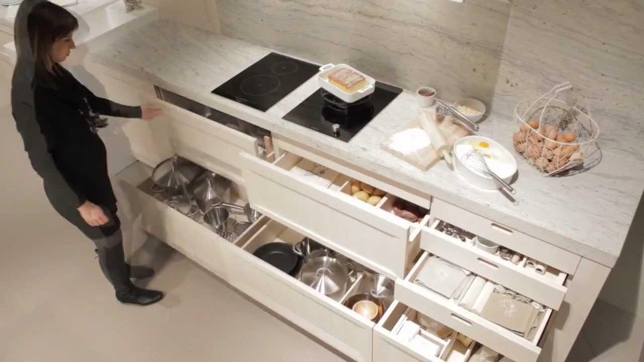 Mobiliario de cocina dica - estilo y funcionalidad - YouTube