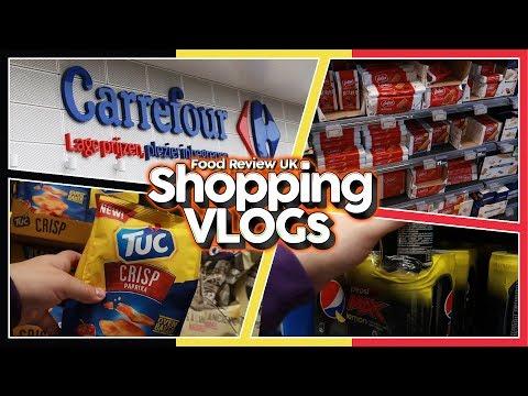 Carrefour Shopping VLOG (Belgium)