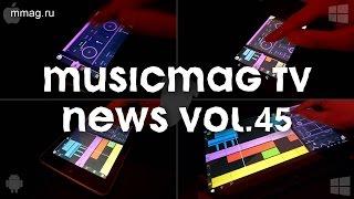Musicmag TV News vol.45