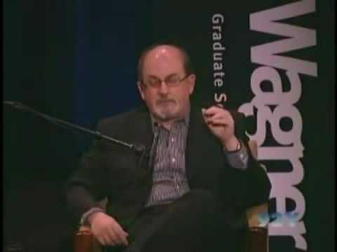 Salman Rushdie Destroyed Muslim Culture very politely