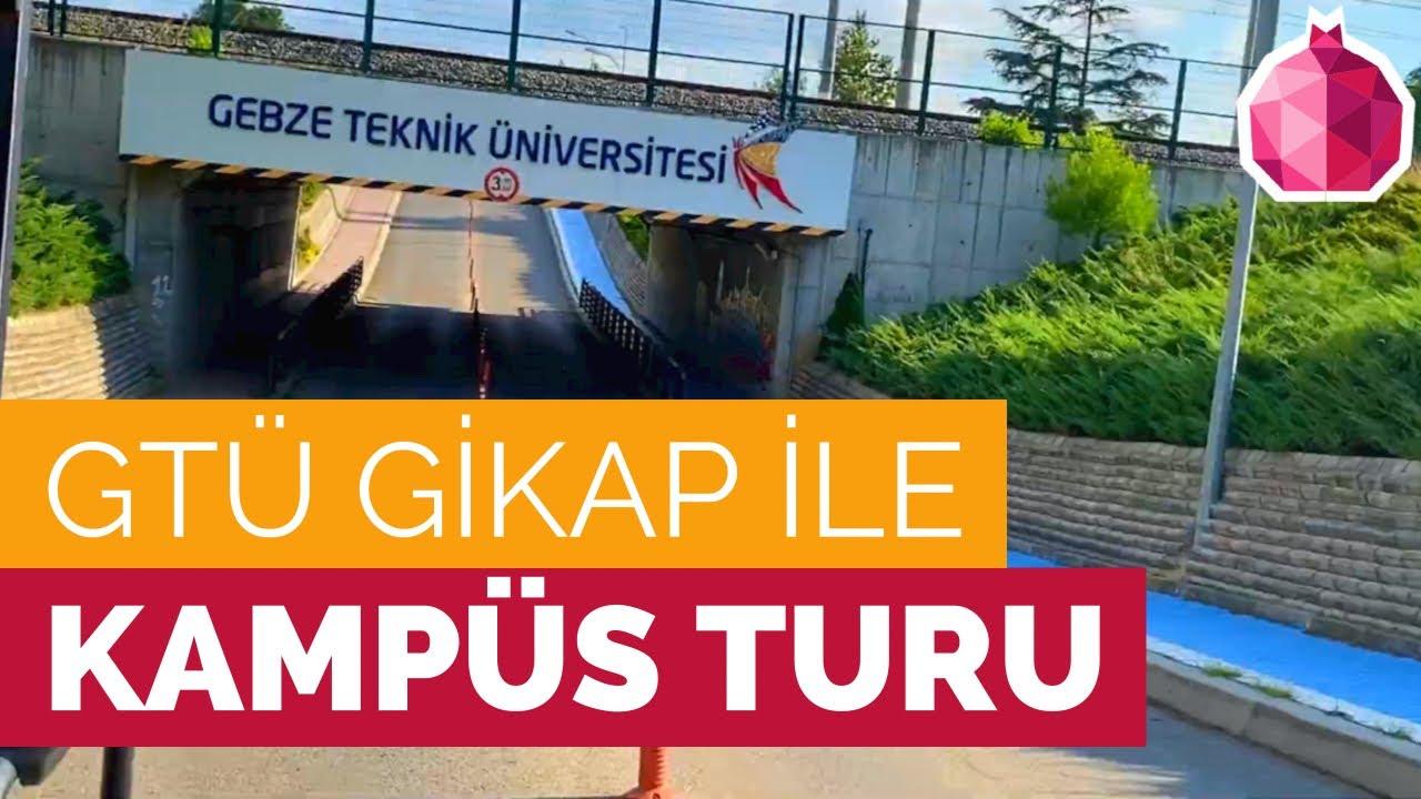 Vadideki Üniversite I Gebze Teknik Üniversitesi