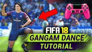 GANGAM STYLE FIFA 18 CELEBRATION TUTORIAL - HOW TO DO FIFA 18 GANGAM STYLE PC,PS4,Xbox One,Xbox,PS3