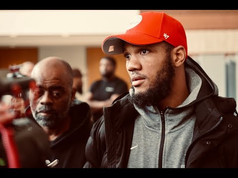Jr Middleweight World Champion Julian Williams: I'm Not Thinking About Jarrett Hurd