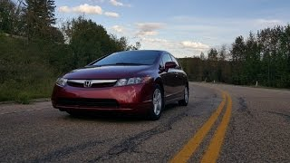 Honda Civic: The 8th Generation (2006-2011 Review)