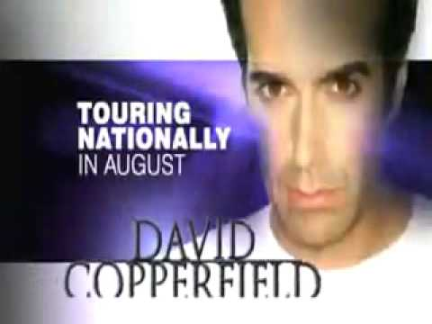 David copperfield discount coupons