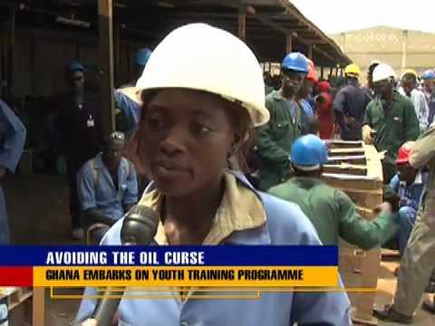 Oil lessons from Ghana
