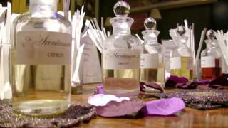 Learning how to Create your Own Fragrance at The Scentarium with Sue Phillips