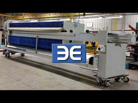 Wastewater Treatment Equipment - BECKART - Wastewater Treatment Equipment