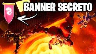 SECRET BANNER of the WEEK 2-Fortnite challenges (Battle pass 8)