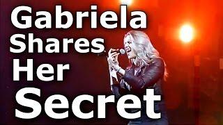gabriela gunčkov how did she learn to sing like that gabriela shares her secret