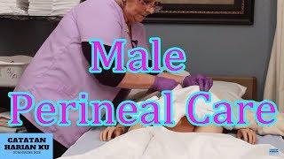 Lihatlah Perawatan Parineal Genital pria-Caregiver Skills : Male Perineal Care