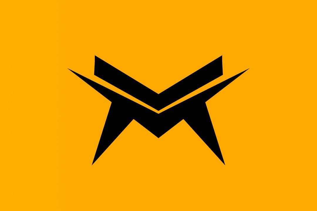 M Logo Design Process FULL Speedart