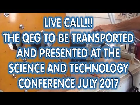 The QEG at Energy Science Technology Conference 2017