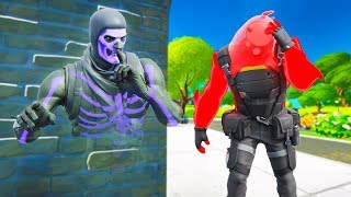 I found an invisibility glitch in Fortnite CHAPTER 2...