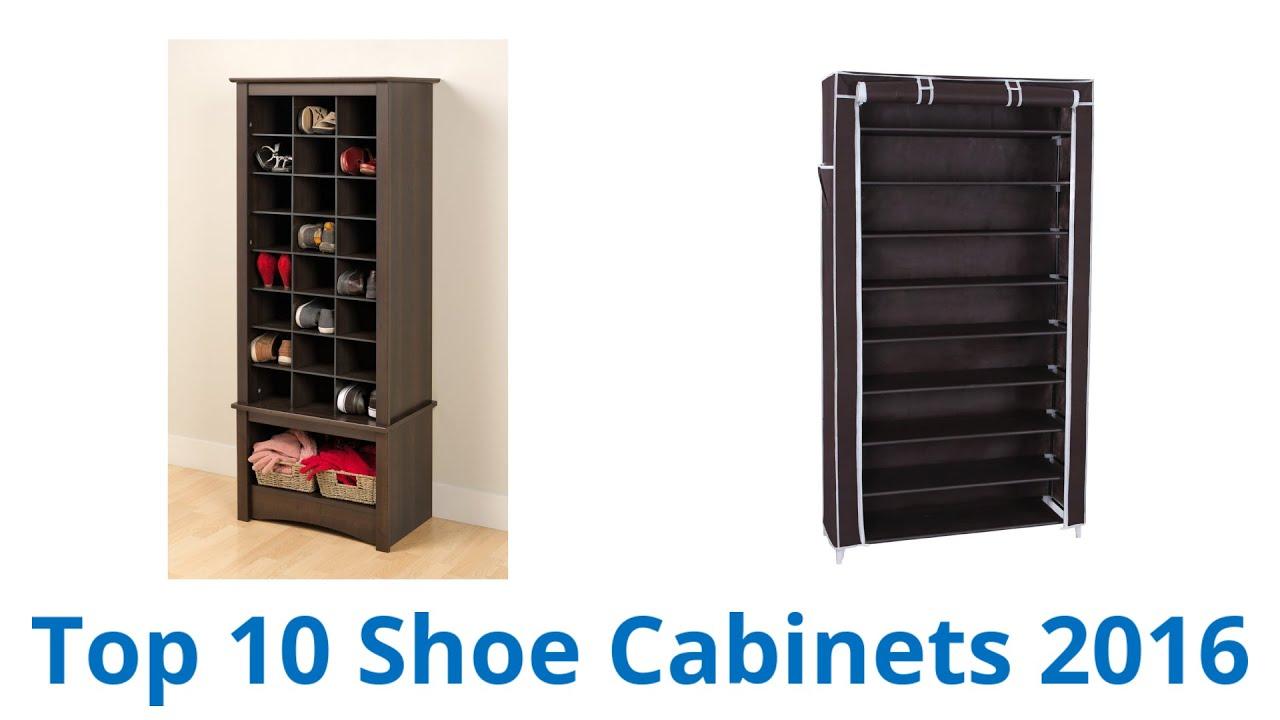 10 Best Shoe Cabinets 2016